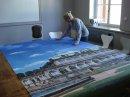 Peintures murales nouvelles