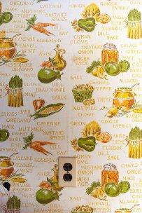 papier peint cuisine