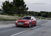 voiture, Audi, route